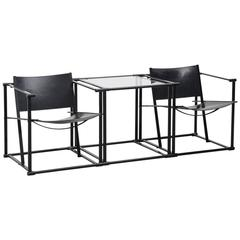 Radboud Van Beekum FM60 Cube Chair Set
