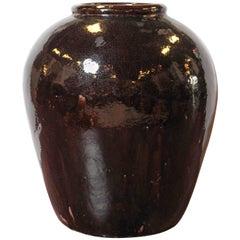 Large Hand-Thrown Pot