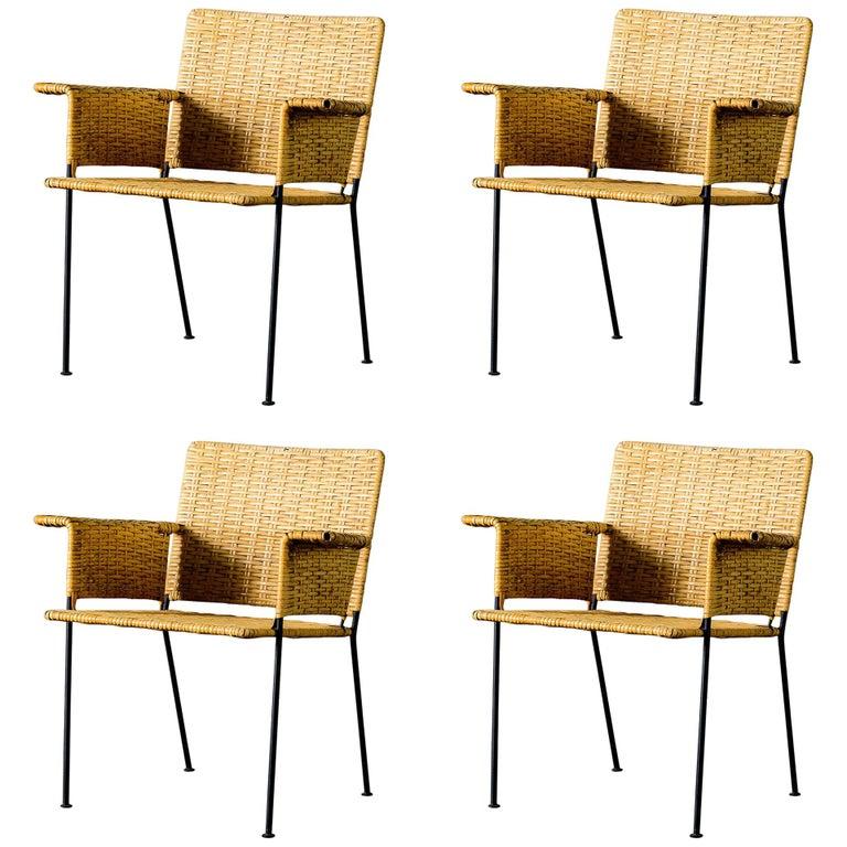 Van Keppel Green Set of Armchairs