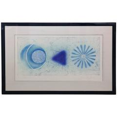 """James Rosenquist Signed and Numbered Print, """"Rinse"""", 1978"""