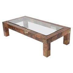 "Vincent Payez ""Composite"" Series Coffee Table"