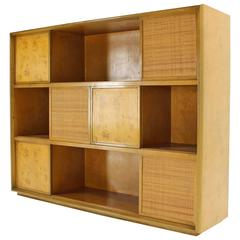 Swedish Mid-Century Modern Bookcase by Edmund Spence