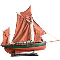 Hand Built Ship Model