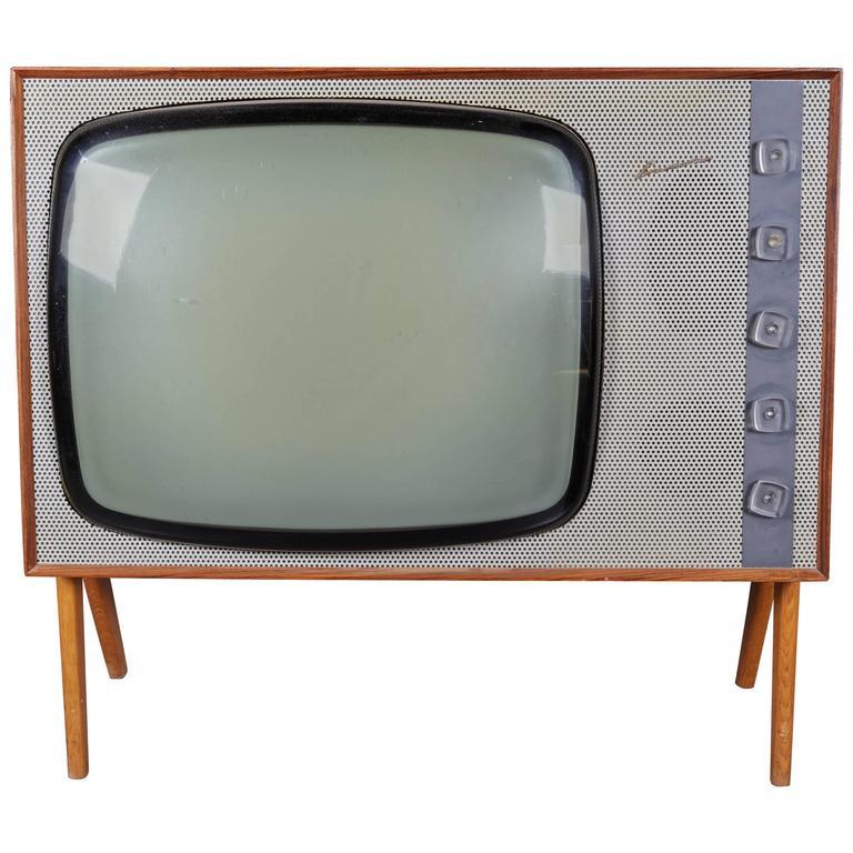 Lumorama Vintage Television by Stig Lindberg 1