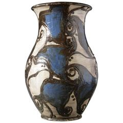 Large Early 20th Century Vase by Kahler Keramik