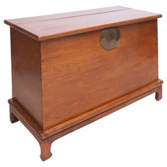 20th Century Chinese Camphor Storage Chest