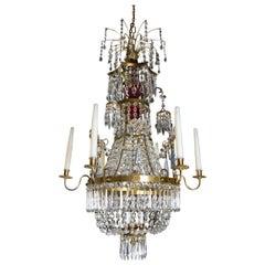 Russische klassizistische Leuchter