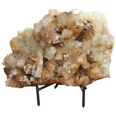 Large Crystal Specimen with Stand