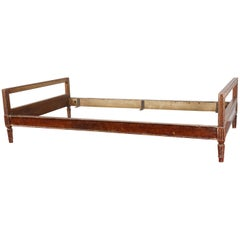 Antique Louis XVI Style Day Bed