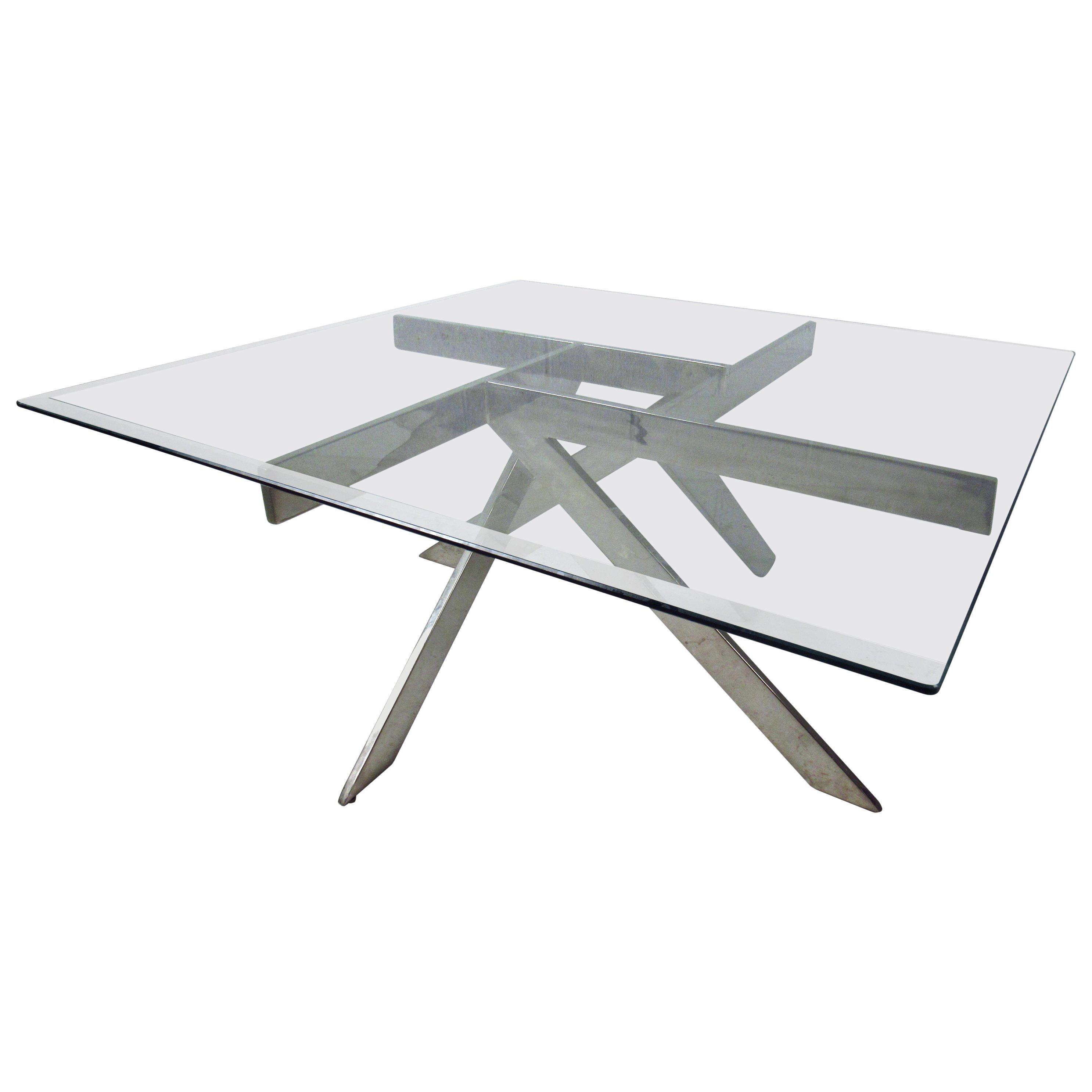 Leon Rosen Style Coffee Table