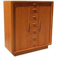 Danish Modern Gentleman's Dresser by Dyrlund