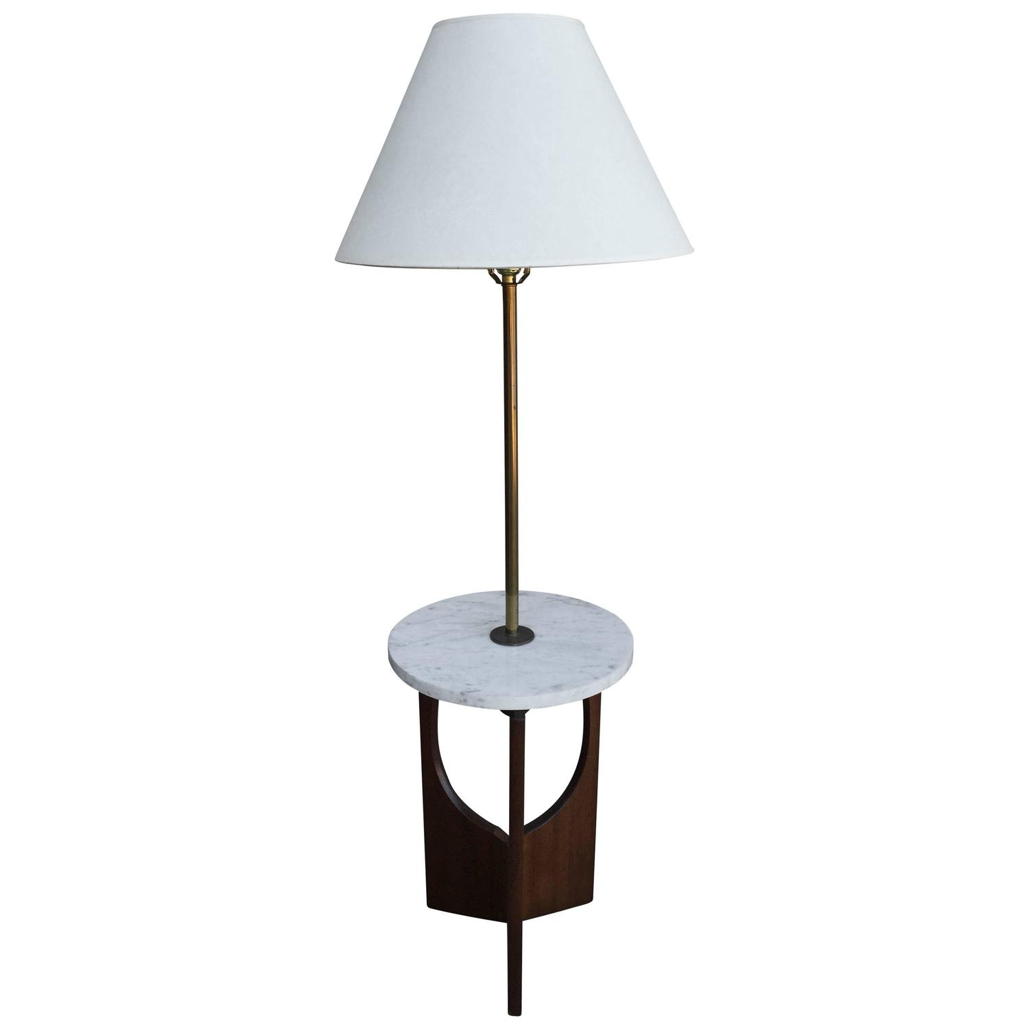 Adrian Pearsall Petit Table Floor Lamp For Sale At 1stdibs