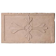 Antique Mogul Stone Panel