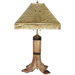 Hunting Lodge Lamp