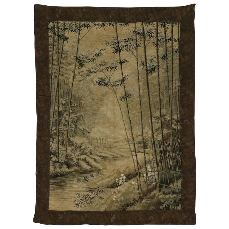 Antique Chinese Silk Embroidery Pictures