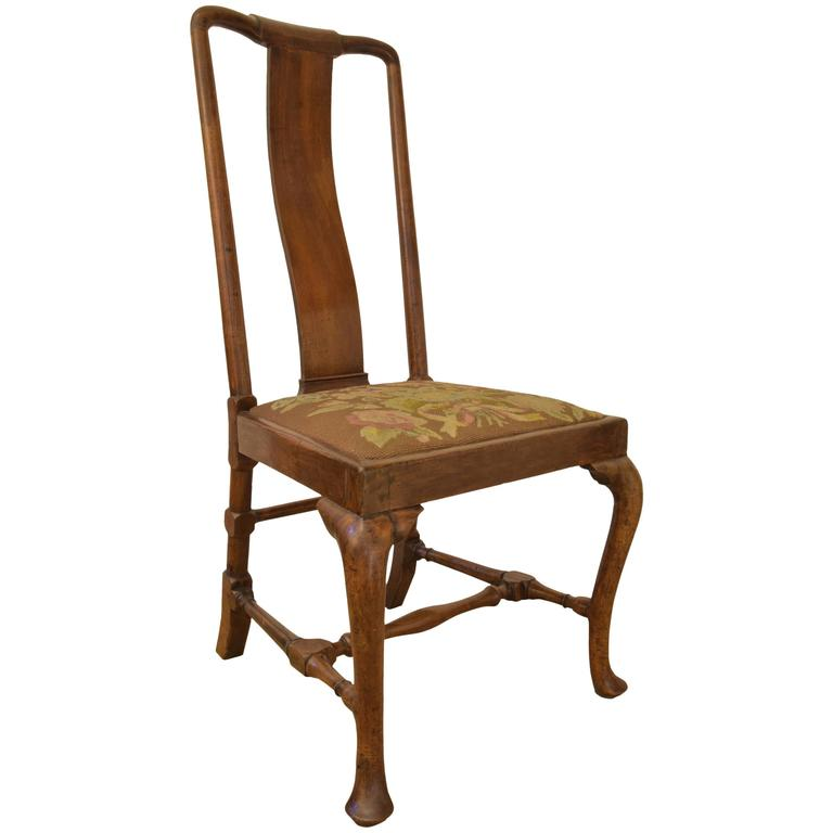 Early 19th Century Chair with Needlepoint Seat For Sale  sc 1 st  1stDibs & Early 19th Century Chair with Needlepoint Seat For Sale at 1stdibs