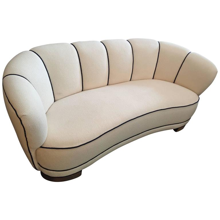 Swedish Art Deco Sofa At 1stdibs