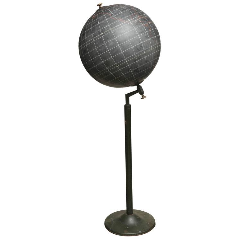 Floorstanding Globe 1