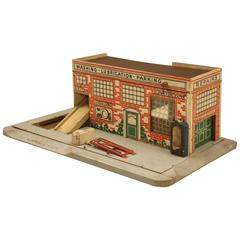 American Toy Childs Automobile Garage