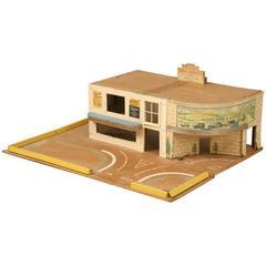 Triang Toy Car Garage