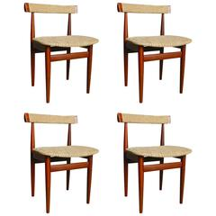 Hans Olsen Dining Chairs for Frem Rojle