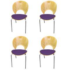 Trinidad Chair by Nana Ditzel