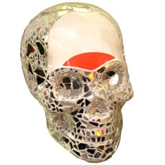 Sculpture Artist Proof Skull Vanity