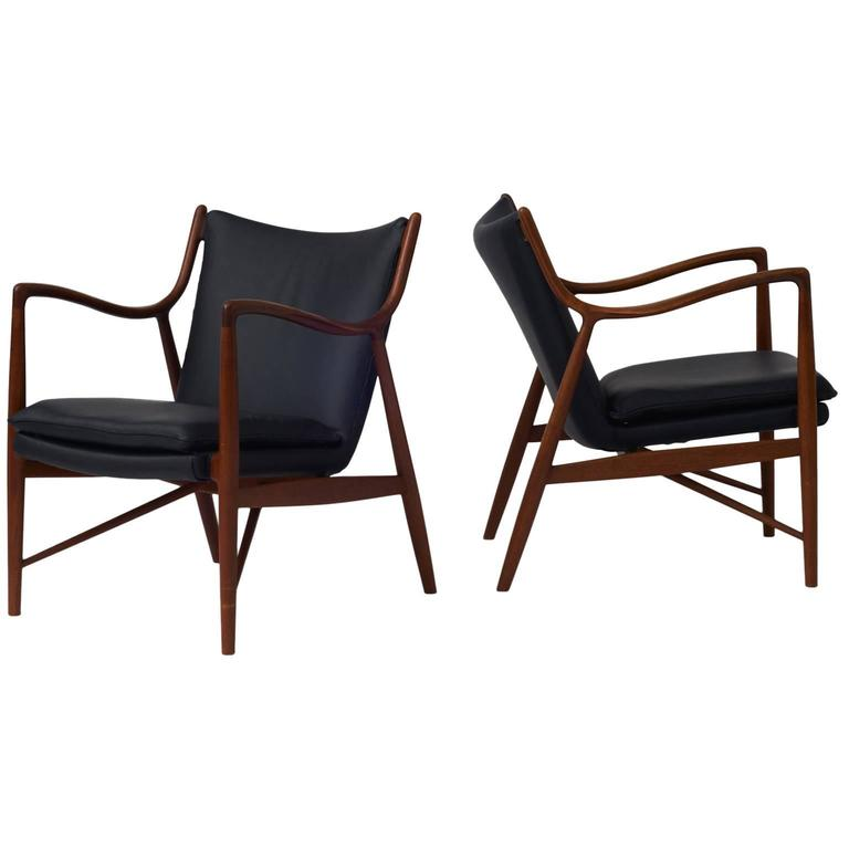 Finn Juhl NV45 Lounge Chair