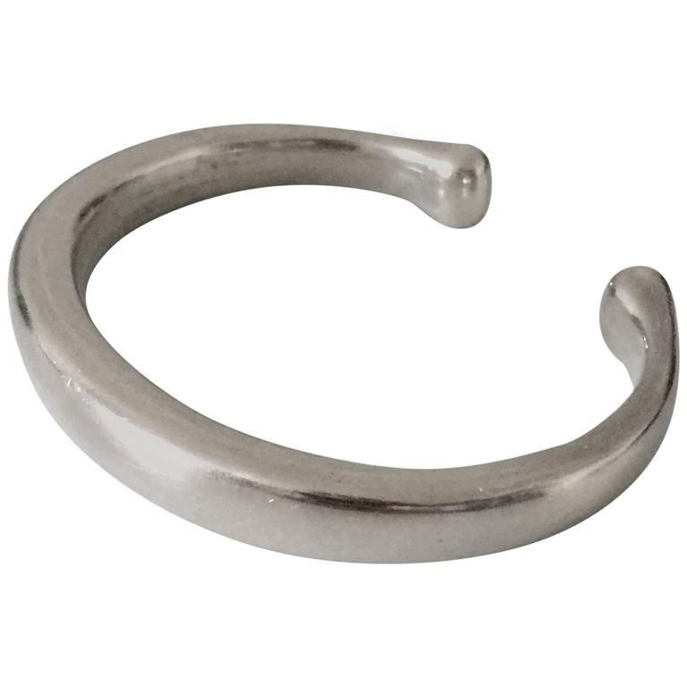 silver list sterling bangle by water from white mail bangles htm