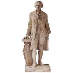 19th Century Statue of George Washington