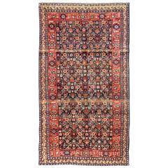 Antique Persian Gallery Bidjar Rug