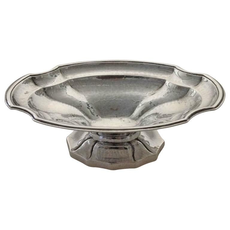Georg Jensen Sterling Silver Bowl from 1923