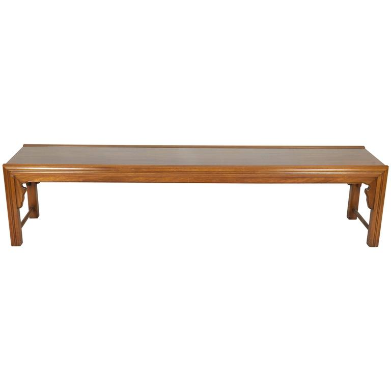 Decorative Modern Coffee Table or Bench by Bert England for Widdicomb 1