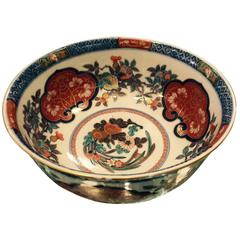 Imari Bowl, circa 1900