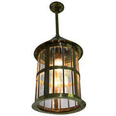 Dutch Arts & Crafts Lantern, 1900s