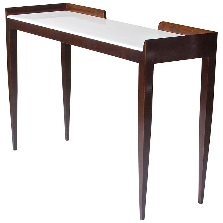 Console Table in the Style of Gio Ponti
