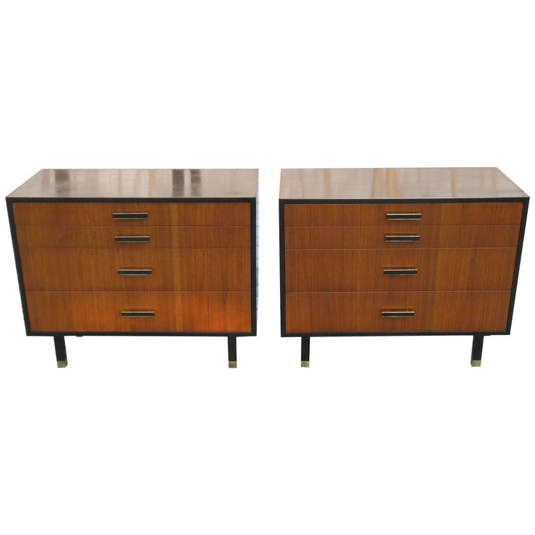 Pair of Harvey Probber Dressers/Chest