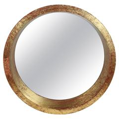Gold Gilt Portal Mirror