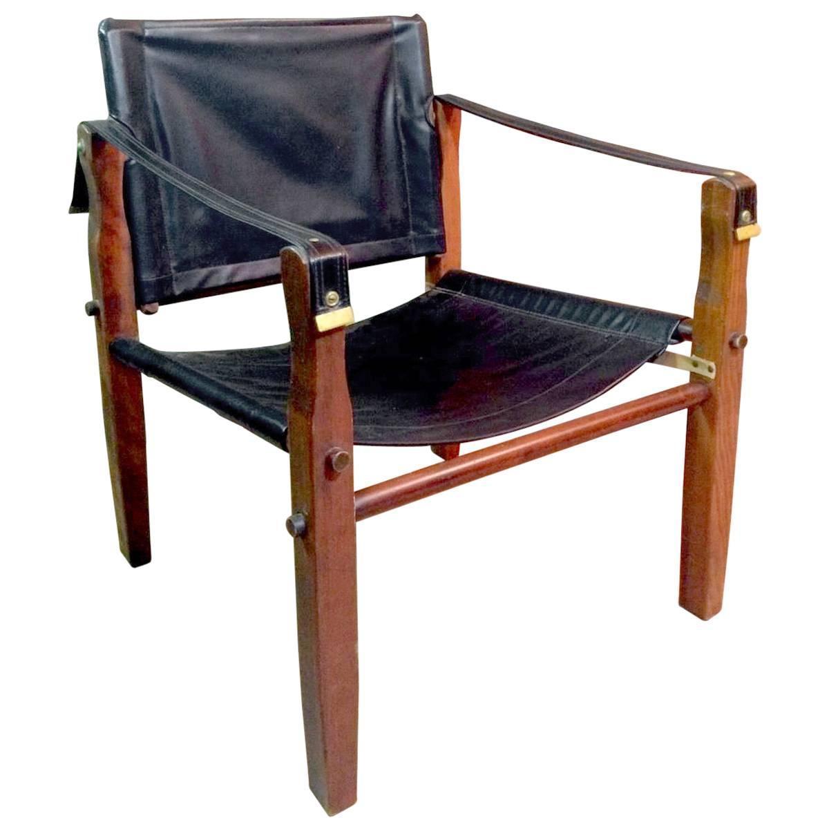 Wonderful Gold Medal Safari Chair For Sale At 1stdibs