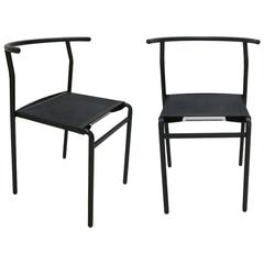 Pair of Stacking Chairs by Philippe Starck for Baleri  Italia  1984Philippe Starck Furniture  Chairs  Sofas  Tables   More   169 For  . Phillip Stark Chairs. Home Design Ideas