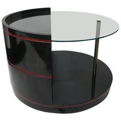 Cocktail / Side Table by Gilbert Rohde for Herman Miller Circa 1935, American