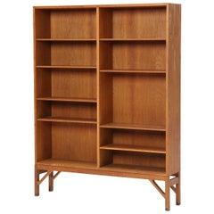 Standing Bookcase by Børge Mogensen