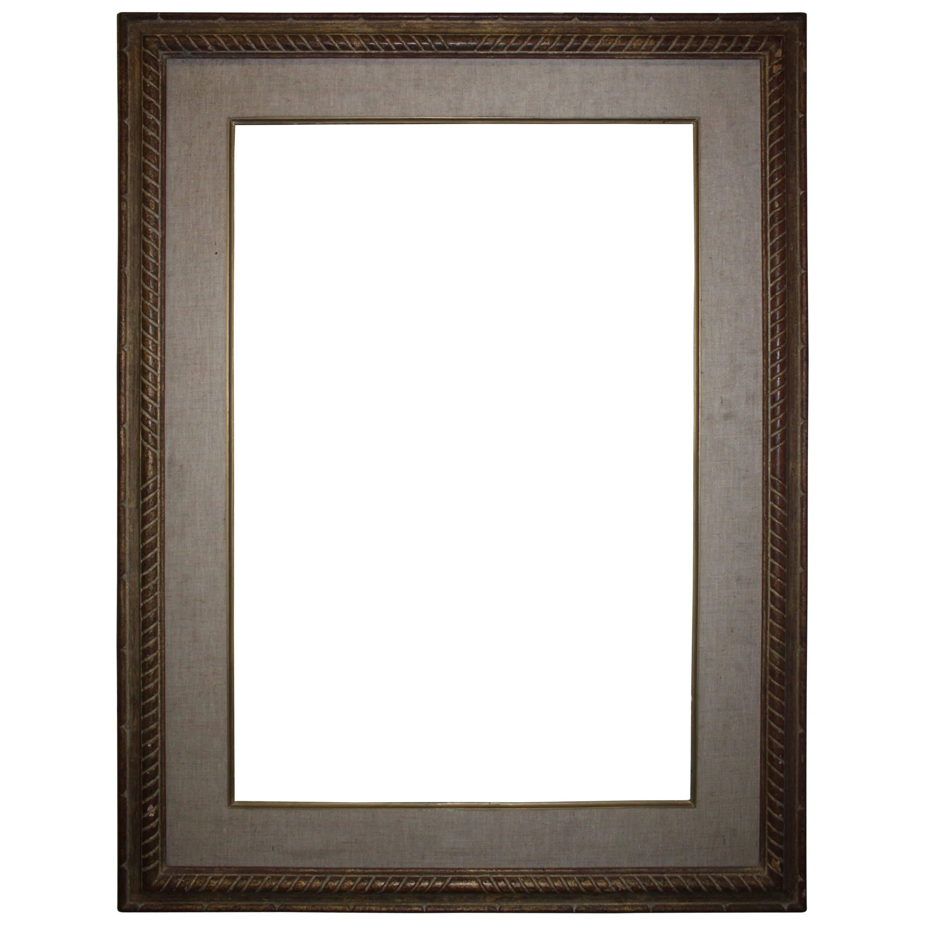 Early 20th Century French Frame