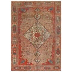 Antique Persian Feraghan Sarouk Rug