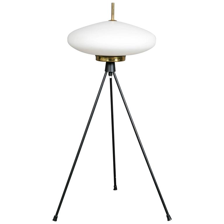 Fine Lamp by Arlus For Sale