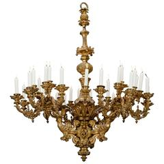 Napoleon III Thirty-Three-Light Chandelier