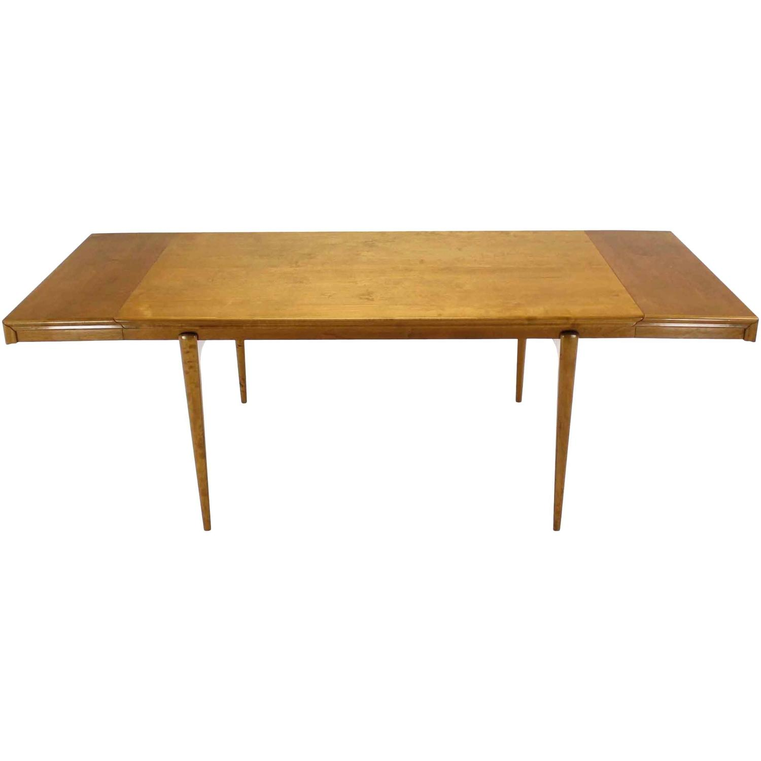 swedish blond birch dining table by edmond spence for sale at 1stdibs