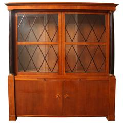 Deutsche WK-Möbel Library Cabinet, Germany, circa 1920