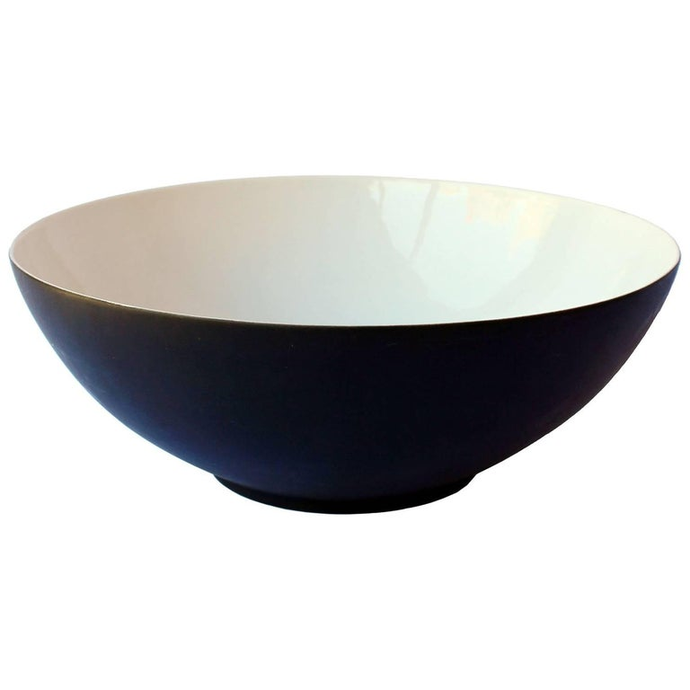 Raymond Loewy Porcelain Bowl