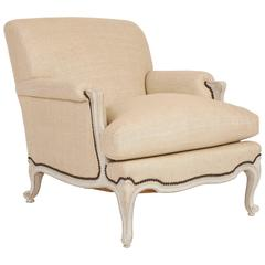 Large Armchair in the Louis XV Taste